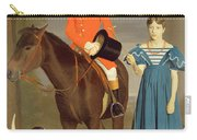 John Gubbins Newton And His Sister Mary Carry-all Pouch