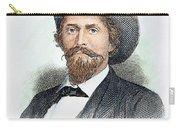 John H. Morgan (1825-1864) Carry-all Pouch