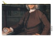 John Harrison, English Inventor Carry-all Pouch by Photo Researchers