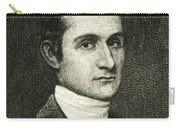John Jay, American Founding Father Carry-all Pouch by Photo Researchers