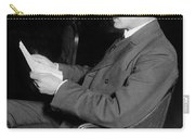 John Masefield (1878-1967) Carry-all Pouch