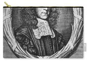 John Mayow (1640-1679) Carry-all Pouch