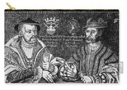 John Of Leiden (1509-1536) Carry-all Pouch