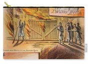John W.booth (1835-1865) Carry-all Pouch