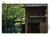 John Wesley Halls Gristmill Carry-all Pouch