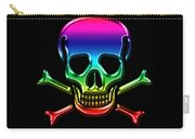 Jolly Roger Rainbow Carry-all Pouch
