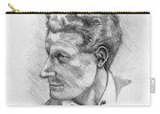 Jon Pertwee 1955 Carry-all Pouch