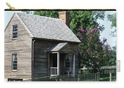 Jones Law Office Appomattox Court House Virginia Carry-all Pouch by Teresa Mucha