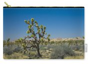 Joshua Trees Number 339 Carry-all Pouch