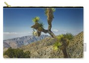 Joshua Trees Number 357 Carry-all Pouch
