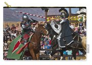 Joust To The End... Carry-all Pouch