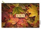 Joy-autumn Carry-all Pouch