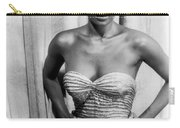 Joyce Bryant, 1953 Carry-all Pouch