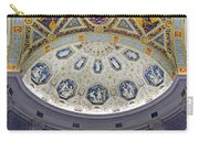 Jp Morgan Library Ornate Ceiling Carry-all Pouch
