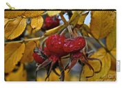 Juicy Rose Hips Carry-all Pouch