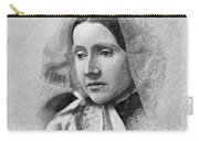 Julia Ward Howe (1819-1910) Carry-all Pouch
