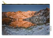 June Snowfall At Angel Lake Carry-all Pouch