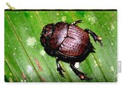Jungle Beetle Carry-all Pouch