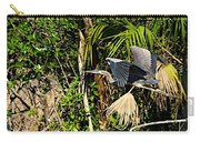 Jungle Flight Carry-all Pouch