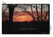 Just A Little Bit Higher -- Sunrise Carry-all Pouch