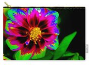 Just Another Regular Flower In The Garden Carry-all Pouch