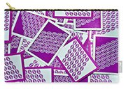 K And B Playing Cards New Orleans Carry-all Pouch