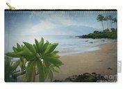 Ka Makani Olu Olu  -  Polo Beach Maui Hawaii Carry-all Pouch