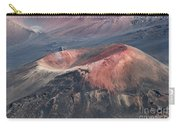 Kamaolii Cinder Cone - Haleakala Crater - View From Kalahaku  Carry-all Pouch