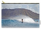 Kaneohe Bay Sufer Mcbh Carry-all Pouch