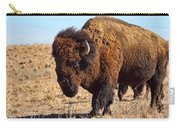 Kansas Buffalo Carry-all Pouch