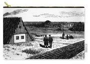 Kansas, Mennonites, C1874 Carry-all Pouch