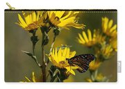Kansas Monarchs Carry-all Pouch