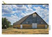 Kansas Stone Barn Carry-all Pouch