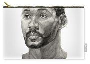 Karl Malone Carry-all Pouch by Tamir Barkan