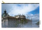 Karlsplatz Fountain Carry-all Pouch