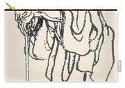 Katsushika Hokusai Carry-all Pouch