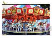 Kauai Carousel At Dusk Carry-all Pouch