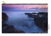 Kauai  Pastel Tides Carry-all Pouch