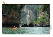 Kayaking In Thailand Carry-all Pouch