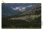 Kayaks On Swiftcurrent Lake Carry-all Pouch