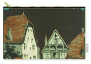 Kaysersberg Alsace Carry-all Pouch by Georgia Fowler