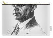 Kazimierz Funk, Polish-american Carry-all Pouch by Science Source