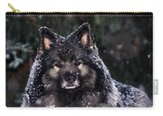 Keeshond Dog, Winnipeg, Manitoba Carry-all Pouch