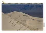 Kelso Dunes Grass Carry-all Pouch