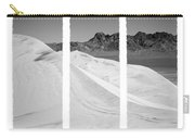 Kelso Dunes Triptych Carry-all Pouch