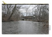 Kennedy Bridge Over French Creek Carry-all Pouch