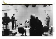 Kennedy/nixon Debate, 1960 Carry-all Pouch by Granger