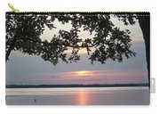 Kentucky Lake At Sunsset Carry-all Pouch