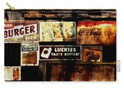 Kentucky Shed Ad Signs Carry-all Pouch