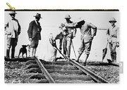 Kenya-uganda Railway 1901 Carry-all Pouch